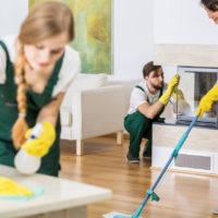 Уборка помещений, квартир, домов и офисов