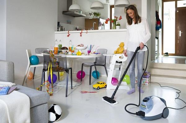 С чего начать уборку квартиры?