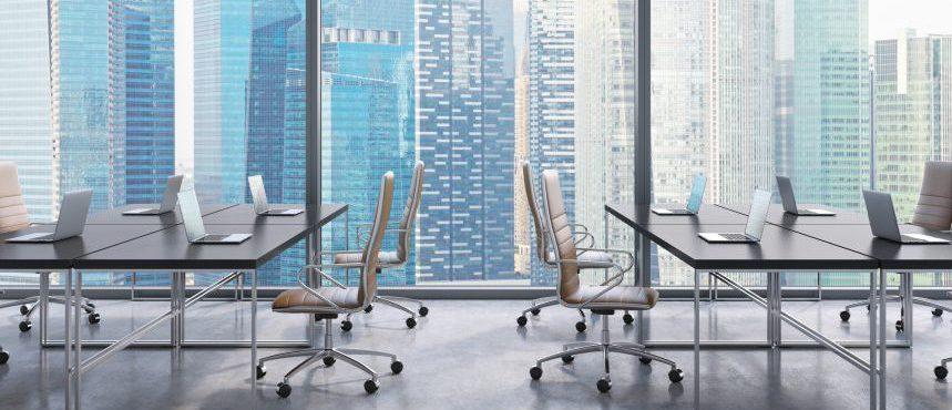 Уборка офисных помещений в Казани