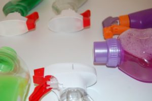 Химия для уборки помещений