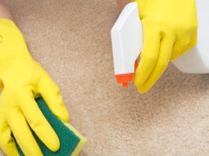 Придаем ковру эффект новизны