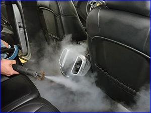 Виды выездной химчистки автомобилей