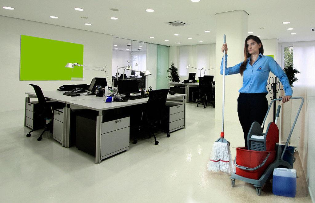 Уборка офисов в Казани